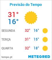 Previsão do Tempo em Barretos - São Paulo